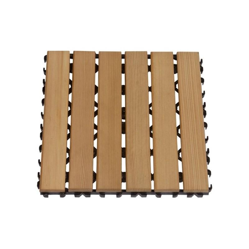 Ограждения и коврики: Коврик деревянный для пола SAWO 595-D-BC (внутренние блоки)