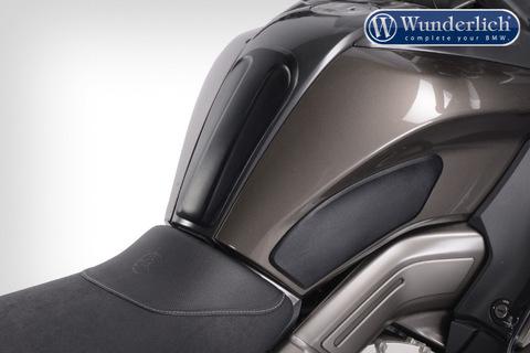 Накладка на бак (набор) BMW K1600GT/GTL черный