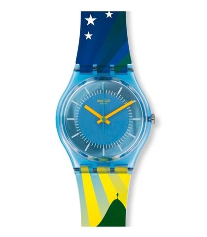 Купить Наручные часы Swatch GS147 Cartolina по доступной цене