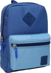Рюкзак Bagland Молодежный mini 8 л. синий/голубой (0050866)