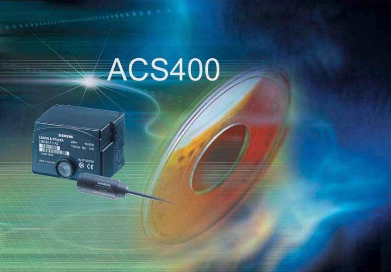 программное обеспечение Siemens ACS400