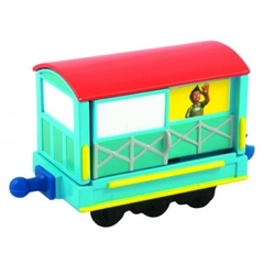 Распродажа! Chuggington Die-Cast Вагончик Моргана и Пекхэма (LC54039 )
