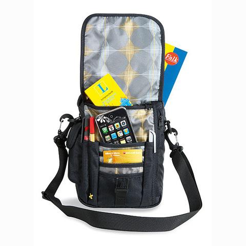 сумка для документов Tatonka Check IN XT black new