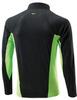 Рубашка беговая Mizuno Drylite Premium 1/2 Zip мужская