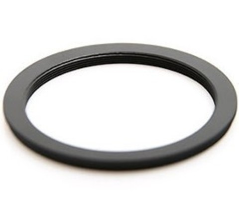 Понижающее кольцо No Name Step Down Ring 55mm - 52mm