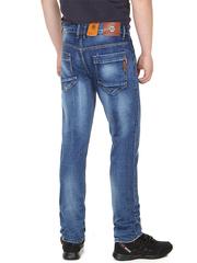 6196 джинсы мужские, синие