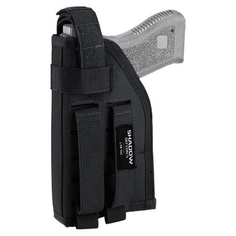 Defcon 5 Pistolenholster Shadow Laser Cut schwarz