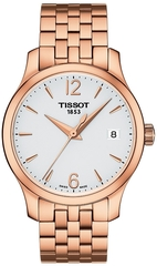 Женские часы Tissot T063.210.33.037.00 Tradition Lady