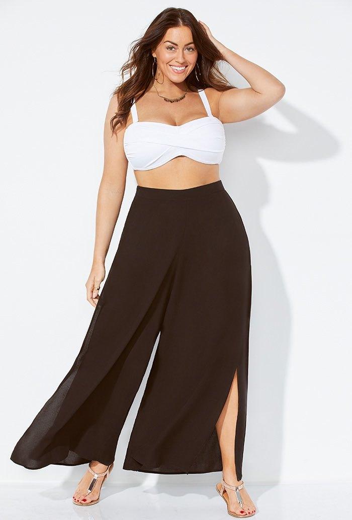 Пляжные брюки 151-286