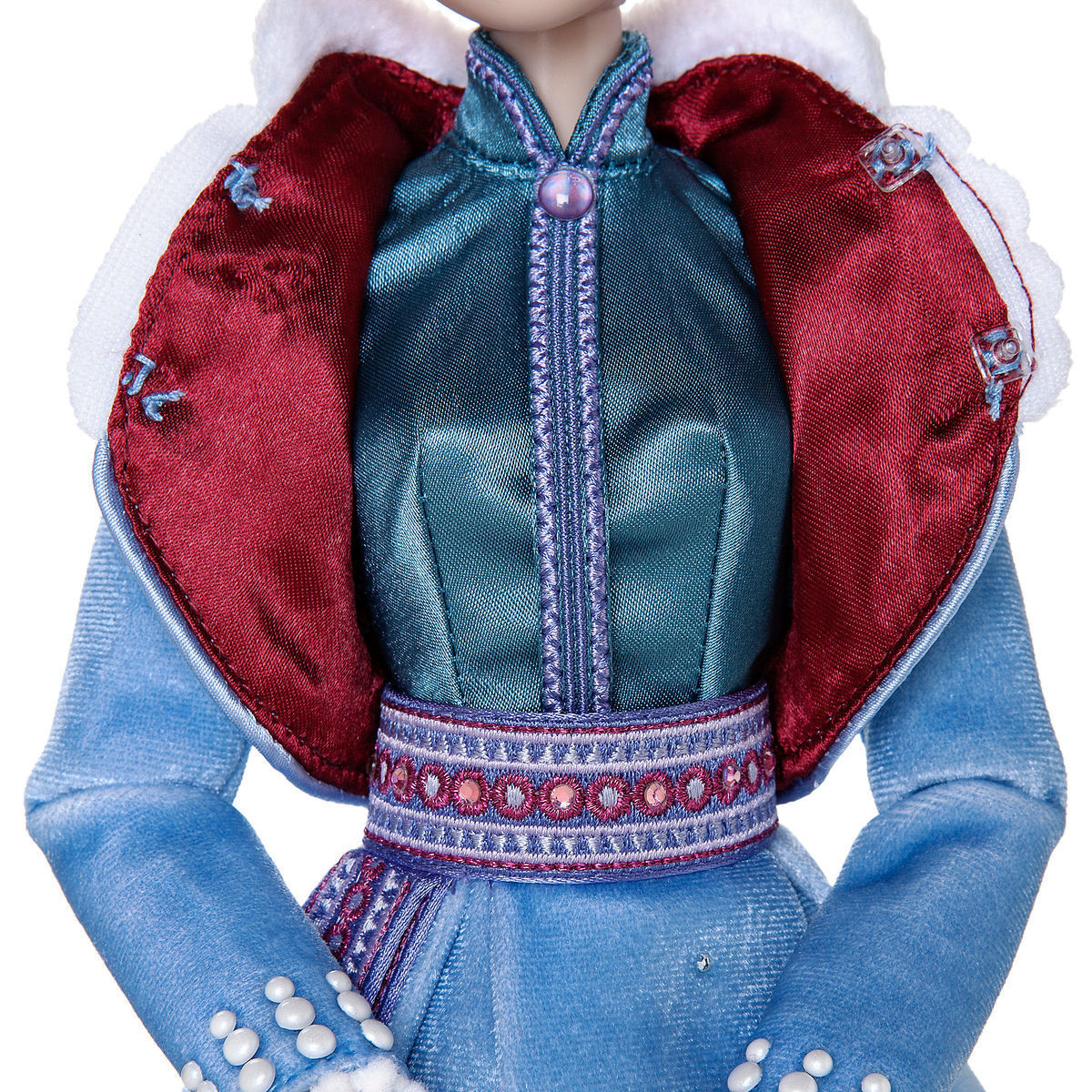 Коллекционная кукла Анна «Холодное сердце» - Disney Exclusive
