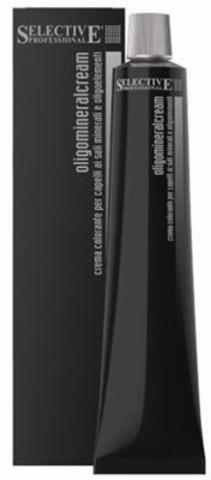 Перманентная крем-краска для волос Oligomineralcream SELECTIVE,100 мл.