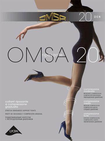 Женские колготки Omsa 20 Omsa