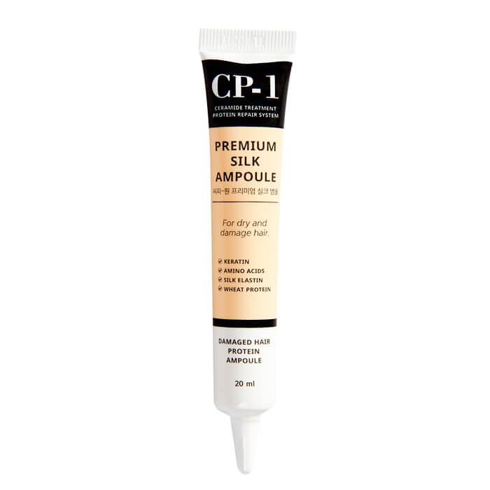 ESTHETIC HOUSE Несмываемая сыворотка д/волос с протеинами шелка CP-1 Premium Silk Ampoule, 20 мл