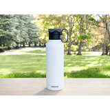 Стальная бутылка Hydrate с петелькой 600 мл, артикул 565, производитель - Sistema, фото 11
