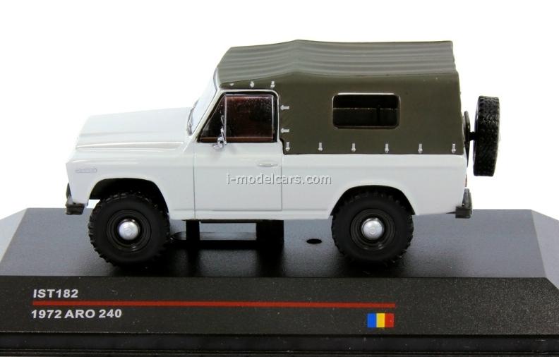 ARO 240 grey 1972 IST182 IST Models 1:43
