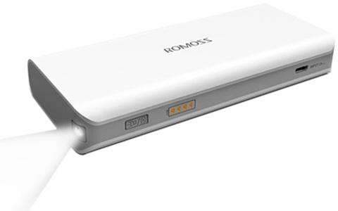 Универсальный внешний аккумулятор Romoss Solo 1