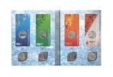 Альбом с монетами Памятные 25-рублевые монеты России 2011-2013 том 1