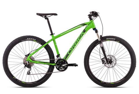 ORBEA MX 10 27 (2015)зеленый