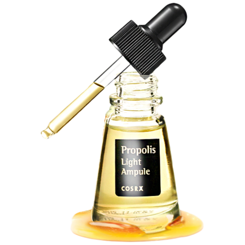 COSRX Propolis light ampule Ампульная эссенция с экстрактом прополиса 20ml