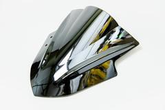 Ветровое стекло для мотоцикла Kawasaki Ninja 300R 13-15 DoubleBubble Хром
