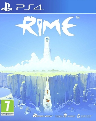 Sony PS4 RiME (русские субтитры)