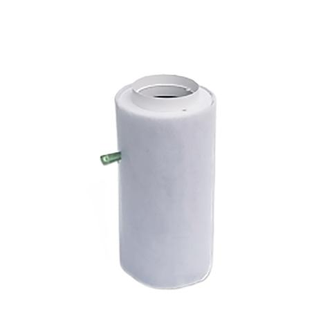 Фильтр воздушный угольный 280*140 Gorshkoff D 125 №1