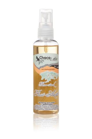 Нат.вода д/волос Био-Тоник с пребиотиками Рост-Актив, для роста волос, 100мл ТMChocoLatte