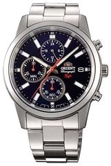 Мужские часы Orient FKU00002D0 Chronograph
