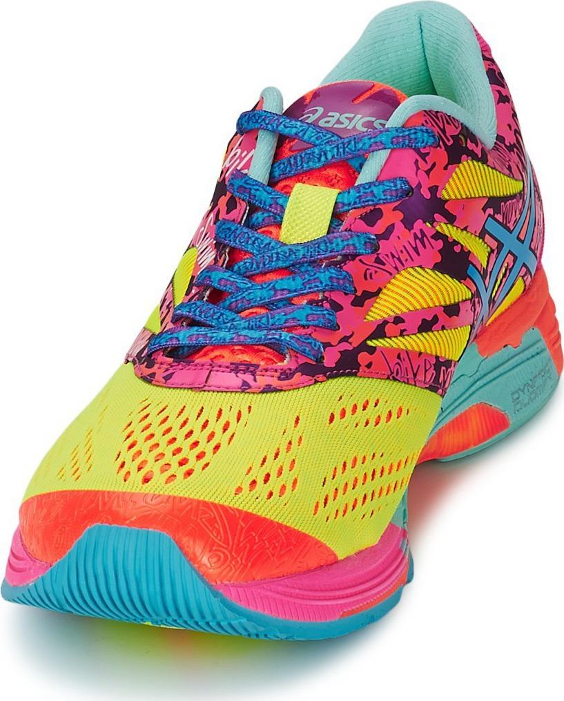 Женские беговые кроссовки для триатлона Asics GEL-Noosa TRI 10 (T580N 0739) multi фото