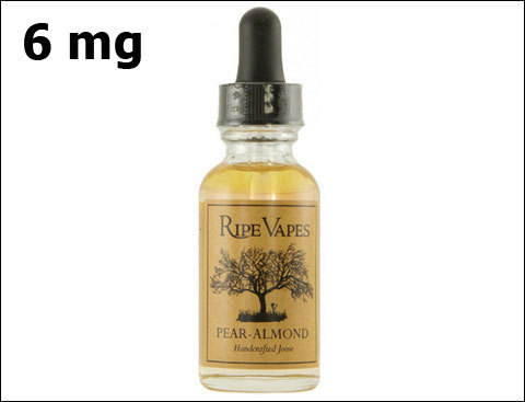 Жидкость Ripe Vapes, Pear Almond, 30 мл (6 мг/мл)