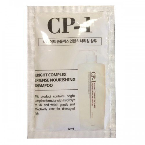 ESTHETIC HOUSE Пробник/Протеиновый шампунь д/волос CP-1 BC Intense Nourishing Shampoo, 8 мл