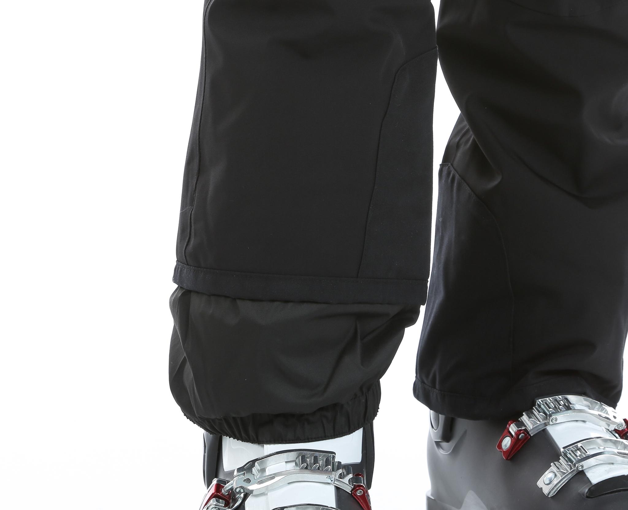 Женские брюки для лыж  8848 Altitude Poppy (668608) черные