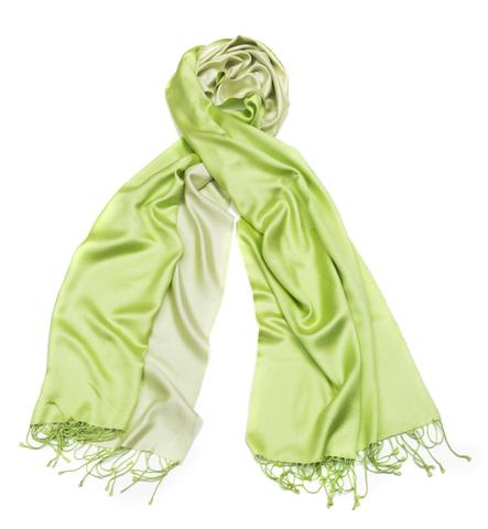 Плед-шарф 50х180 AM Paris Paraty зеленый
