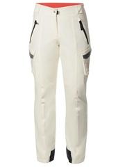 Женские горнолыжные брюки Almrausch Hochegg 321404-7009 белые фото