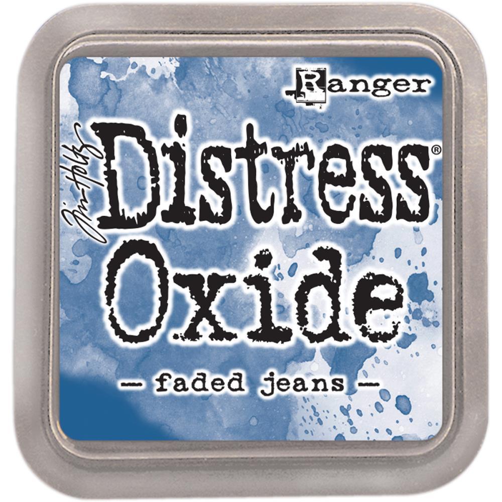 Подушечка Distress OXIDE  -Ranger - Faded Jeans