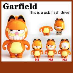 Garfield USB 2.0 Flash Memory Drive 8 GB