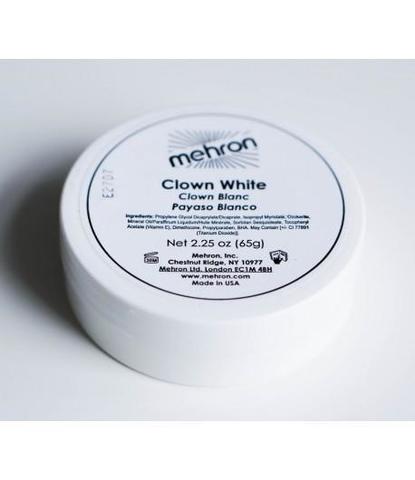 Клоунский белый 65 гр