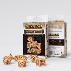 Pathfinder Ironfang Invasion Dice Set (7)