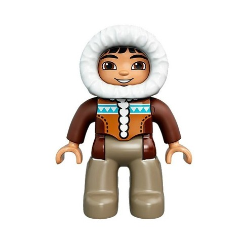 LEGO Duplo: Вокруг света: Арктика 10803 — Arctic Wildlife — Лего Дупло
