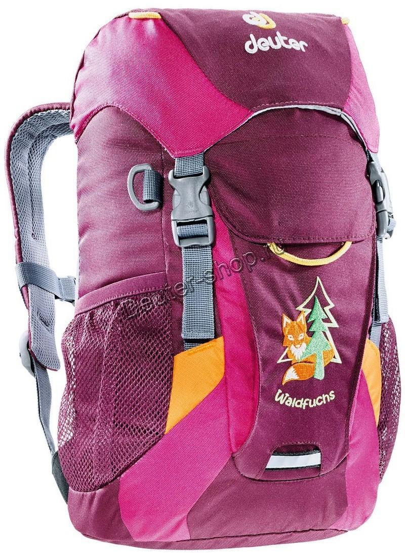 Детские рюкзаки Рюкзак детский Deuter Waldfuchs фиолетовый Waldfuchs_5053_15.jpg
