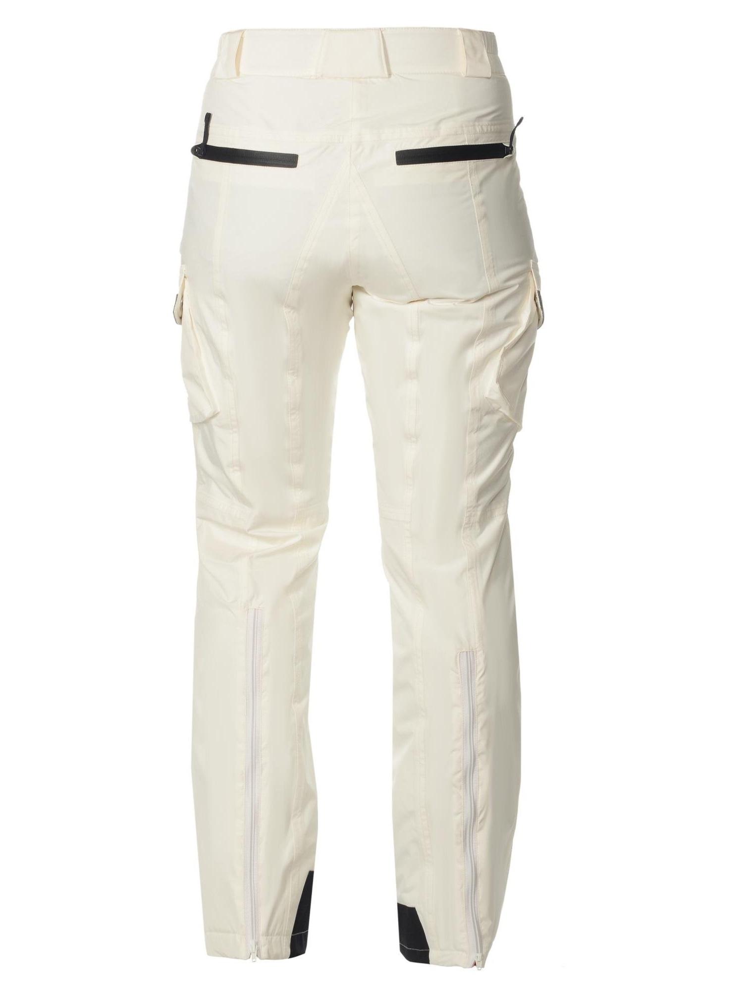 Женские горнолыжные брюки Almrausch Hochegg 321404-7009 белые