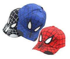 Бейсболка детская Новый Человек паук