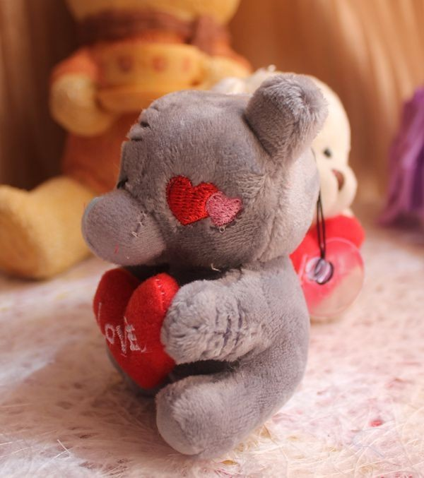 Teddy Bear Love 4