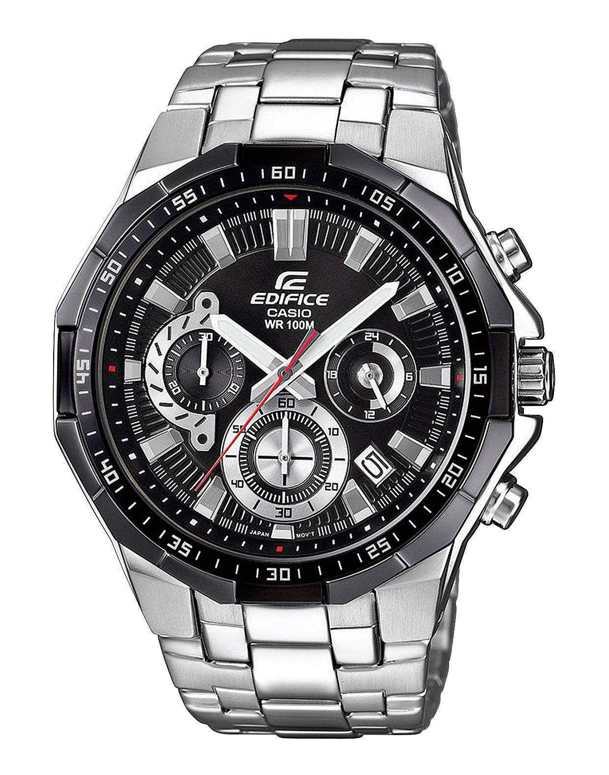 Стильные и стальные часы Edifice EQB: подборка лучших моделей