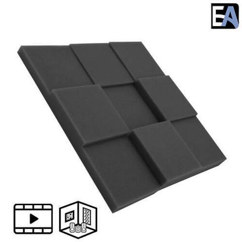 ECHO BLACK Акустический поролон Puzzle Чёрный