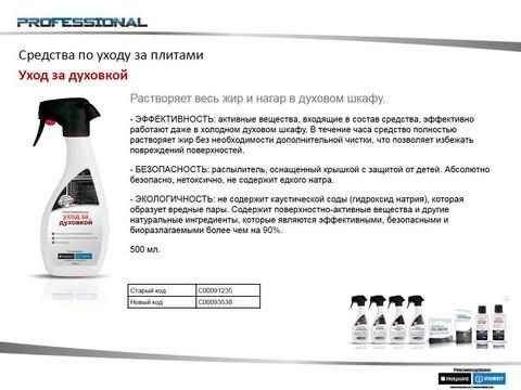 Чистящее средство для духовки Indesit (Индезит) /Ariston (Аристон) 093538, 091235