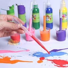 Набор пипеток для колеровки и красок, 5 шт