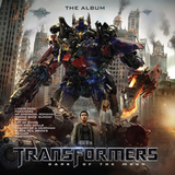 Soundtrack / Transformers: Dark Of The Moon - The Album (Coloured Vinyl)(LP)