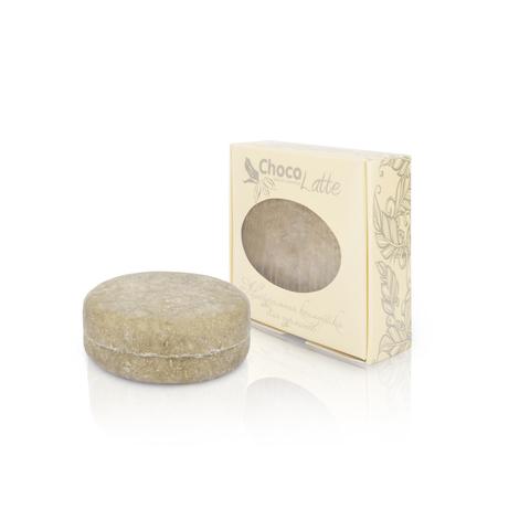 Твёрдый шампунь Жива для восстановления поврежденных и всех типов волос, 60g ТM ChocoLatte