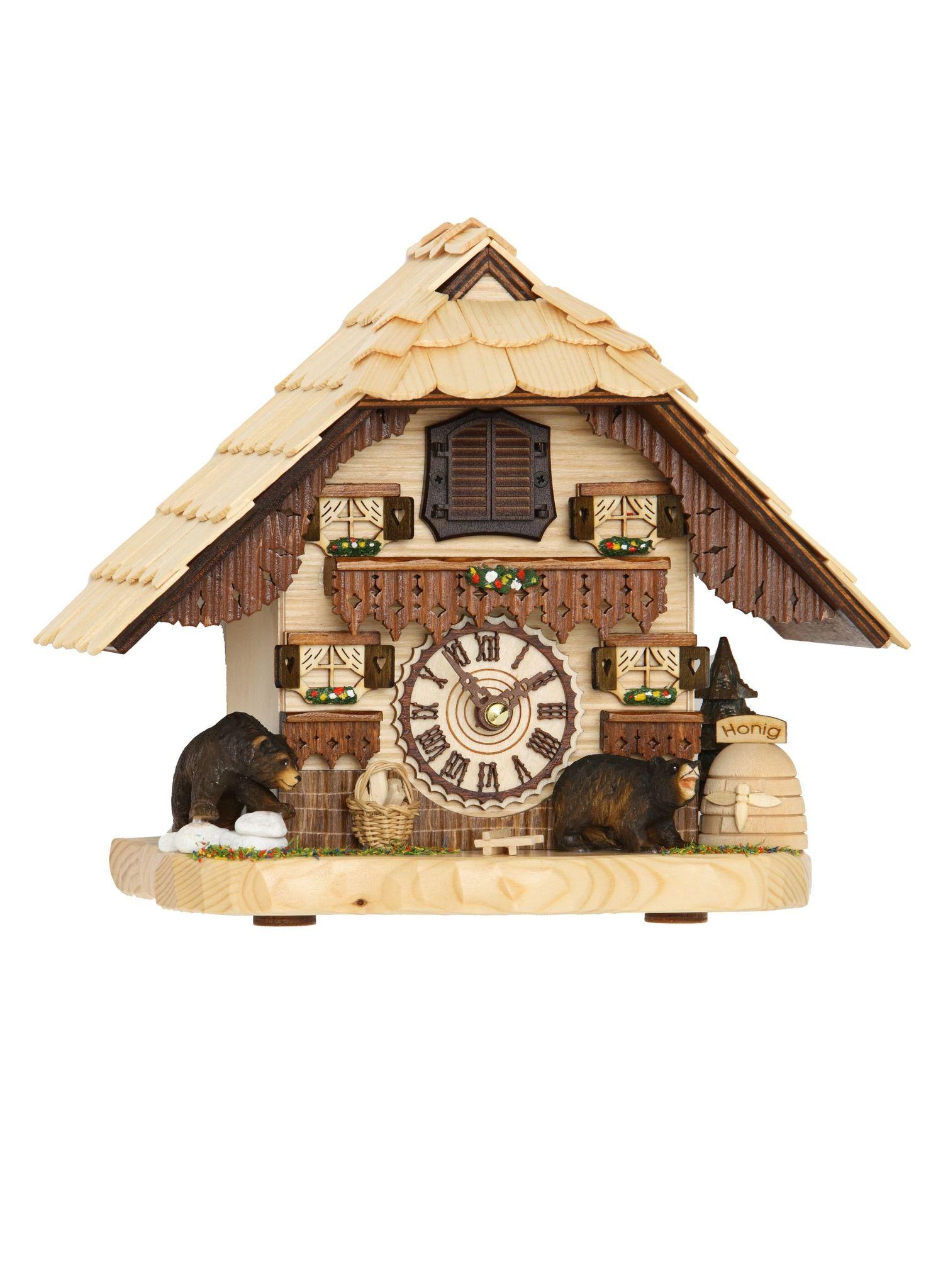 Часы настенные Часы настенные с кукушкой Trenkle 4203 QM chasy-nastennye-s-kukushkoy-trenkle-4203-qm.jpg